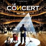 le film affiche le concert