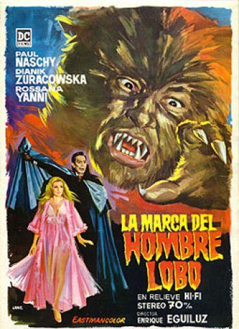 La marca del Hombre-Lobo