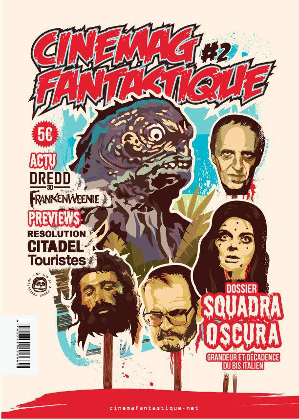 cinemag fantastique