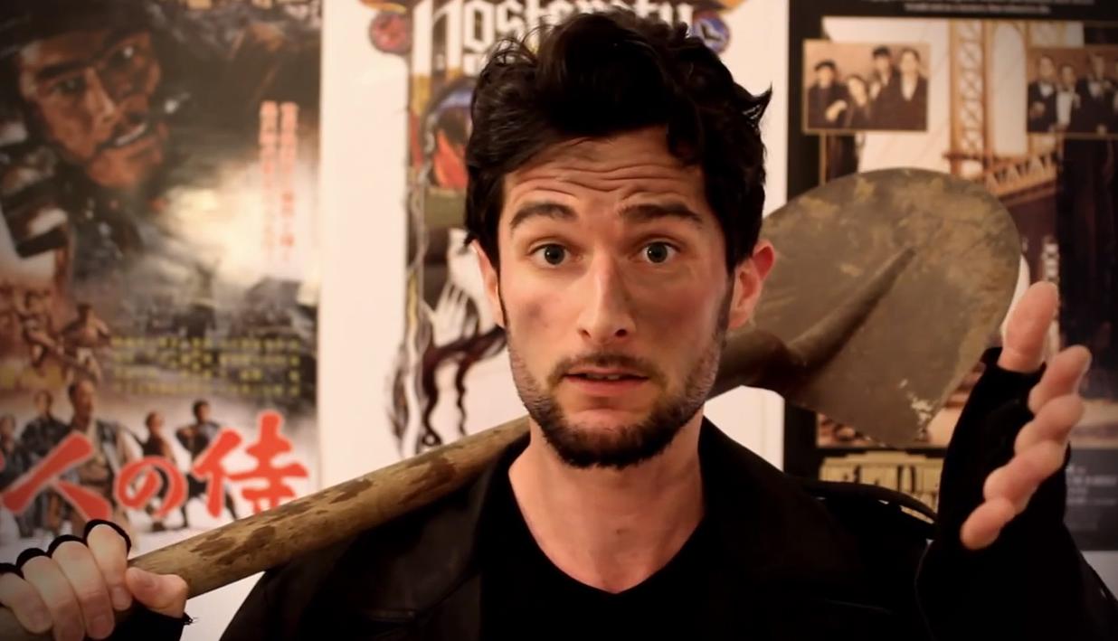 Interview Le Fossoyeur de Films