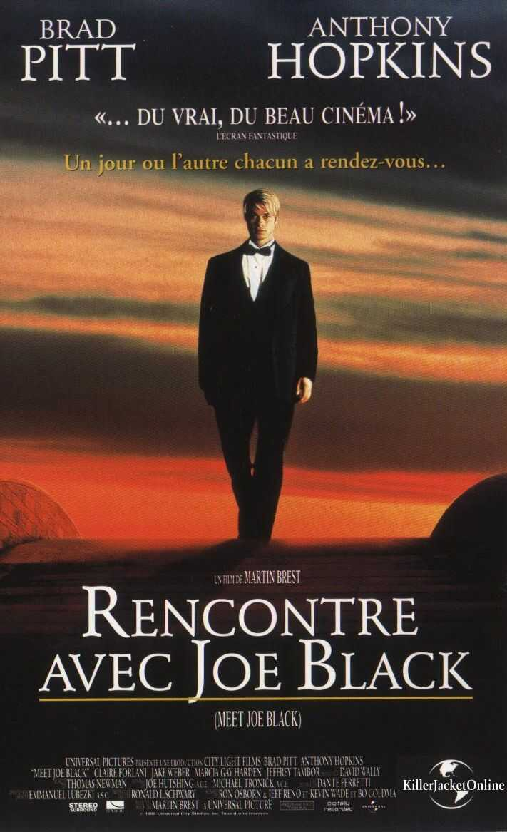 Soundtrack rencontre avec joe black