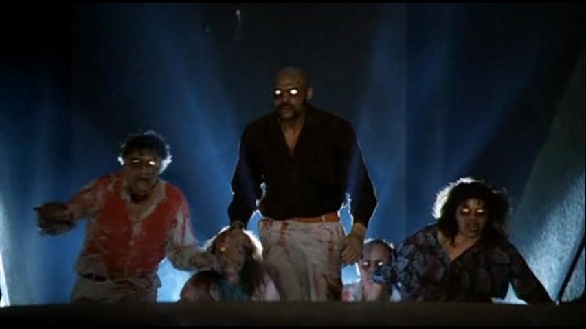 Zombie Dans Une Salle De Cinema