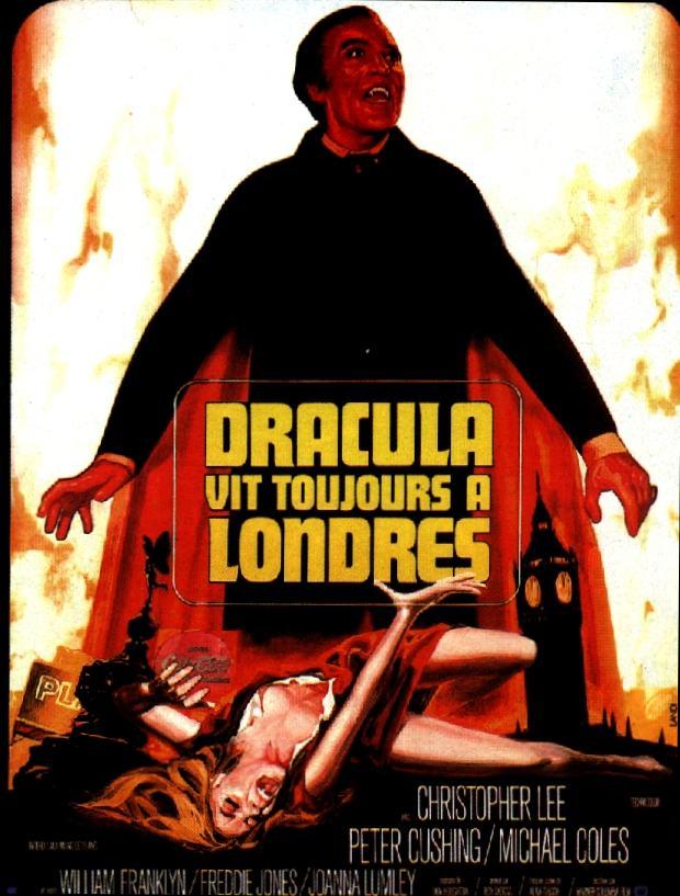 DRACULA VIT TOUJOURS A LONDRES