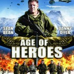 Age of Heroes Region 2 Blu-ray DVD cover Sean Bean James D'Arcy Ian Fleming 30 Assault Unit movie
