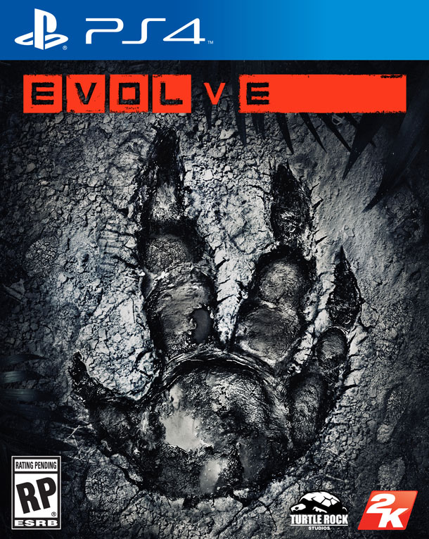 Evolve-ps4