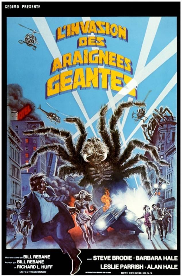 L Invasion des Araignées Géantes « Lavisqteam 271cd23a7312