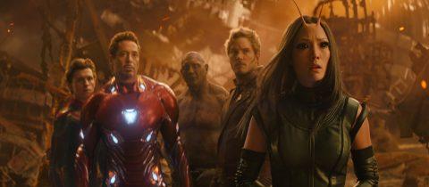 Avengers – Infinity War – Conseil de Cycle