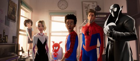 Spider-Man New Generation – Les Toiles Montantes