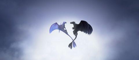 Dragons 3 – Le Monde Caché – Krokmou Cœur Tendre