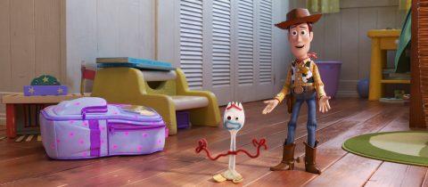 Toy Story 4 – Coup de Fourchette