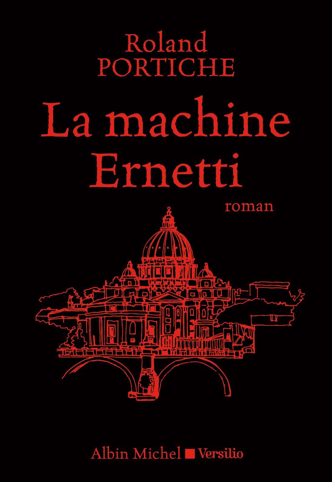 La Machine Ermetti – Roland Portiche
