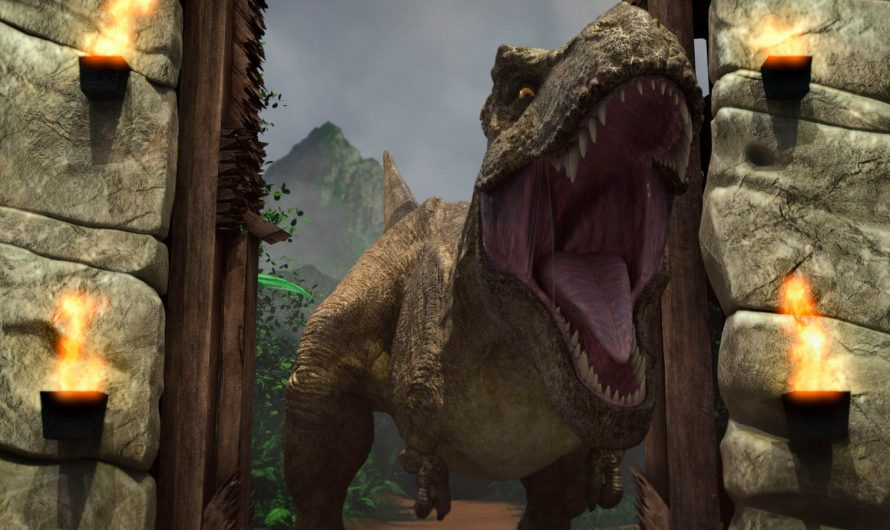 Jurassic World – La Colo du Crétacé Saison 1