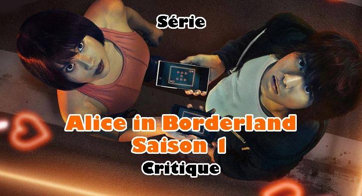 Alice in Borderland Saison 1