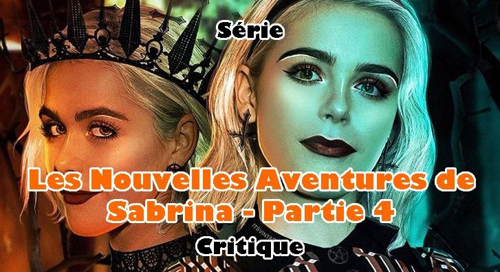 Les Nouvelles Aventures de Sabrina Partie 4