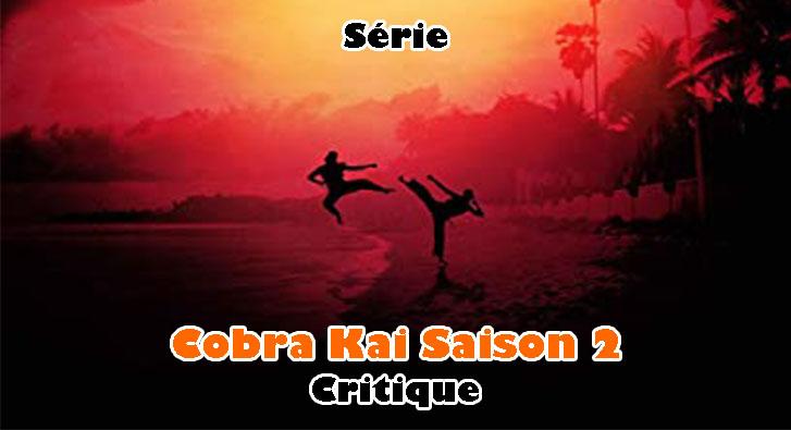 Cobra Kai Saison 2