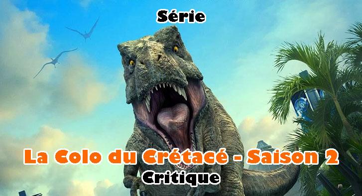 Jurassic World – La Colo du Crétacé Saison 2
