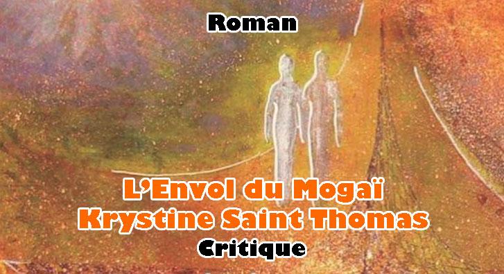 L'Envol du Mogaï – Krystine Saint Thomas
