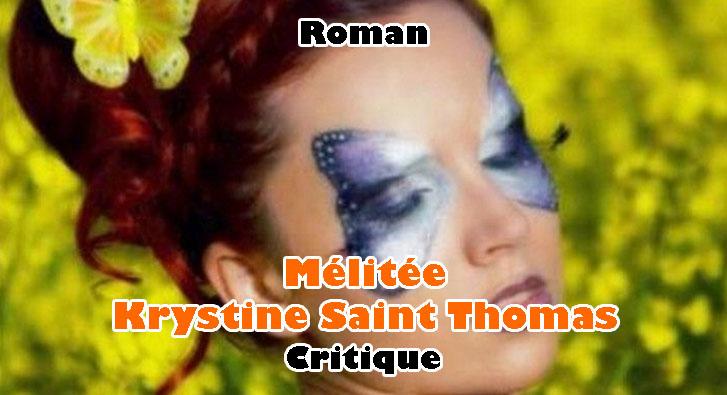 Mélitée – Krystine Saint Thomas