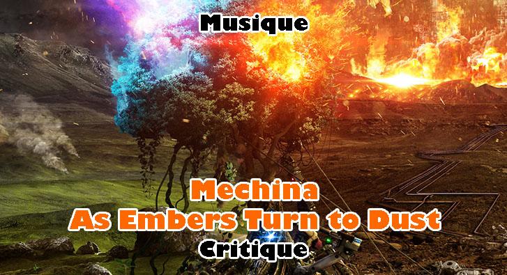 Mechina – As Embers Turn to Dust
