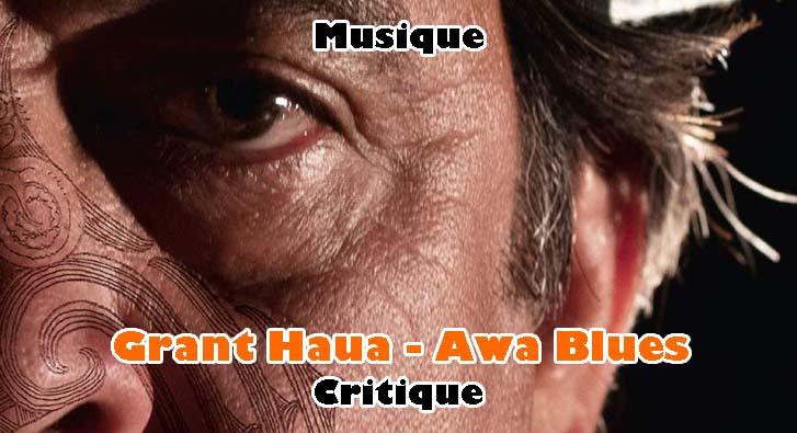 Grant Haua – Awa Blues