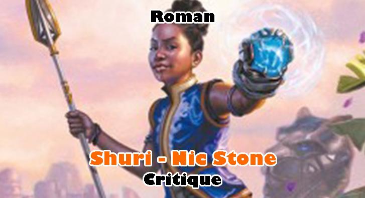 Shuri – Nic Stone