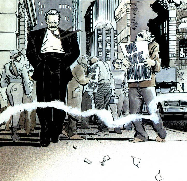 Dark Knight Returns - Gotham