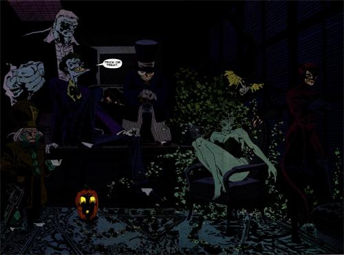 Batman-The Long Halloween #13