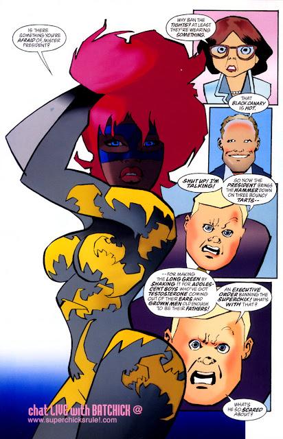 The Dark Knight Strikes Again 02-07