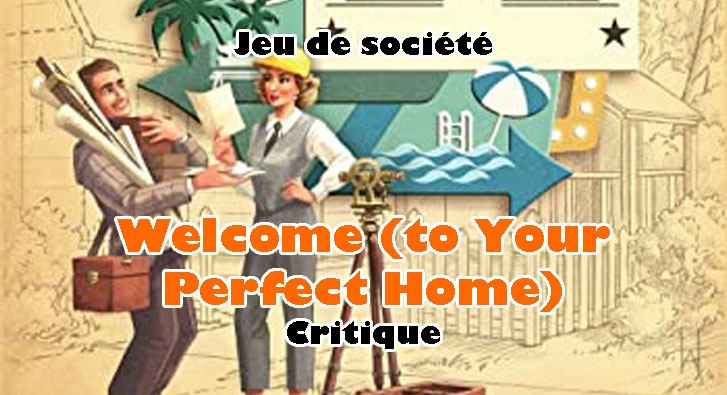 Welcome ( to your Perfect Home)