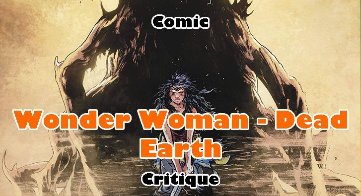 Wonder Woman – Dead Earth