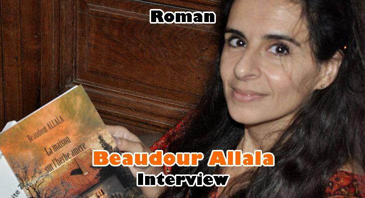 Interview Beaudour Allala