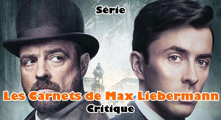 Les Carnets de Max Liebermann Saison 1