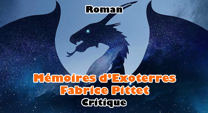 Mémoires d'Exoterres – Fabrice Pittet