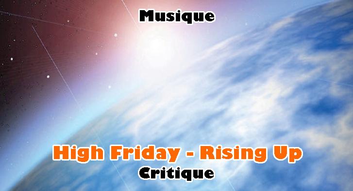 High Friday – Rising Up