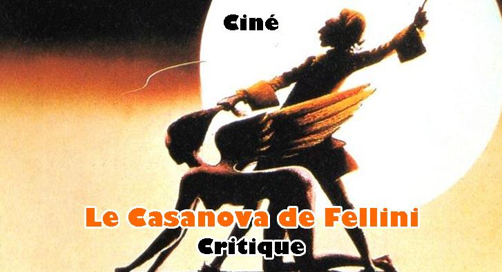 Le Casanova de Fellini