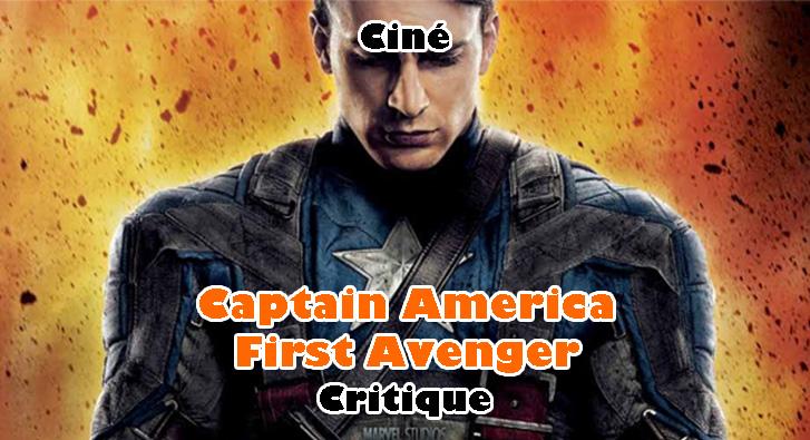 Captain America – First Avenger