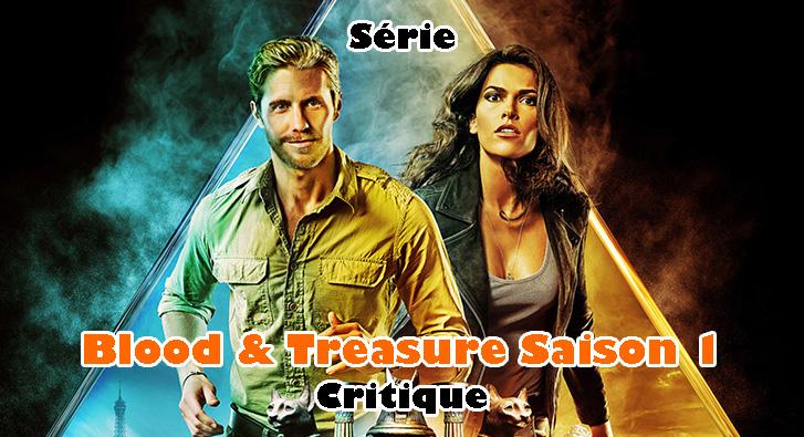 Blood & Treasure Saison 1