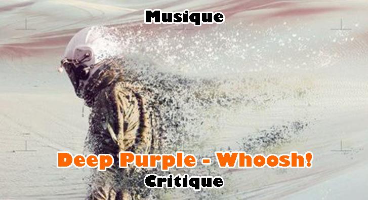 Deep Purple – Whoosh!