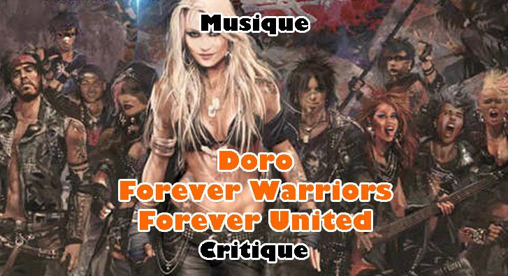 Doro – Forever Warriors Forever United