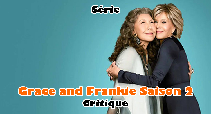 Grace and Frankie Saison 2
