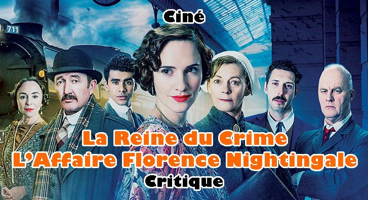 La Reine du Crime – L'Affaire Florence Nightingale
