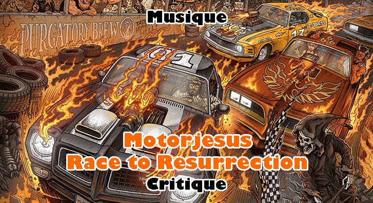 Motorjesus – Race to Resurrection