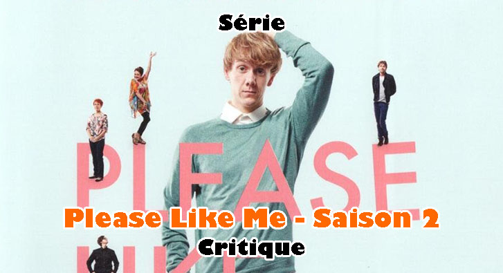 Please Like Me Saison 2