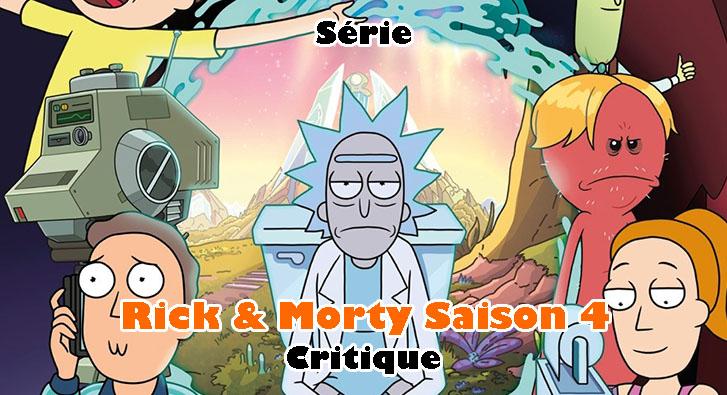 Rick & Morty Saison 4