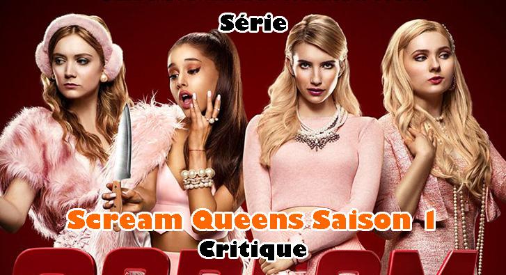 Scream Queens Saison 1