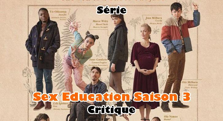 Sex Education Saison 3 – L'Age de Raison