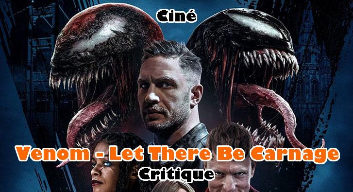 Venom – Let There Be Carnage – Saint Biote, Priez Pour Nous!